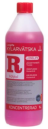 Kylarvätska R-Glykol Longlife