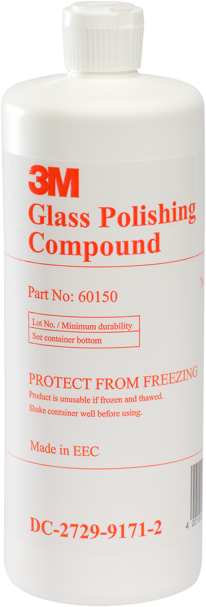 Glass Polish Compound