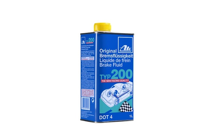Bromsvätska TYP200 Racing 1L