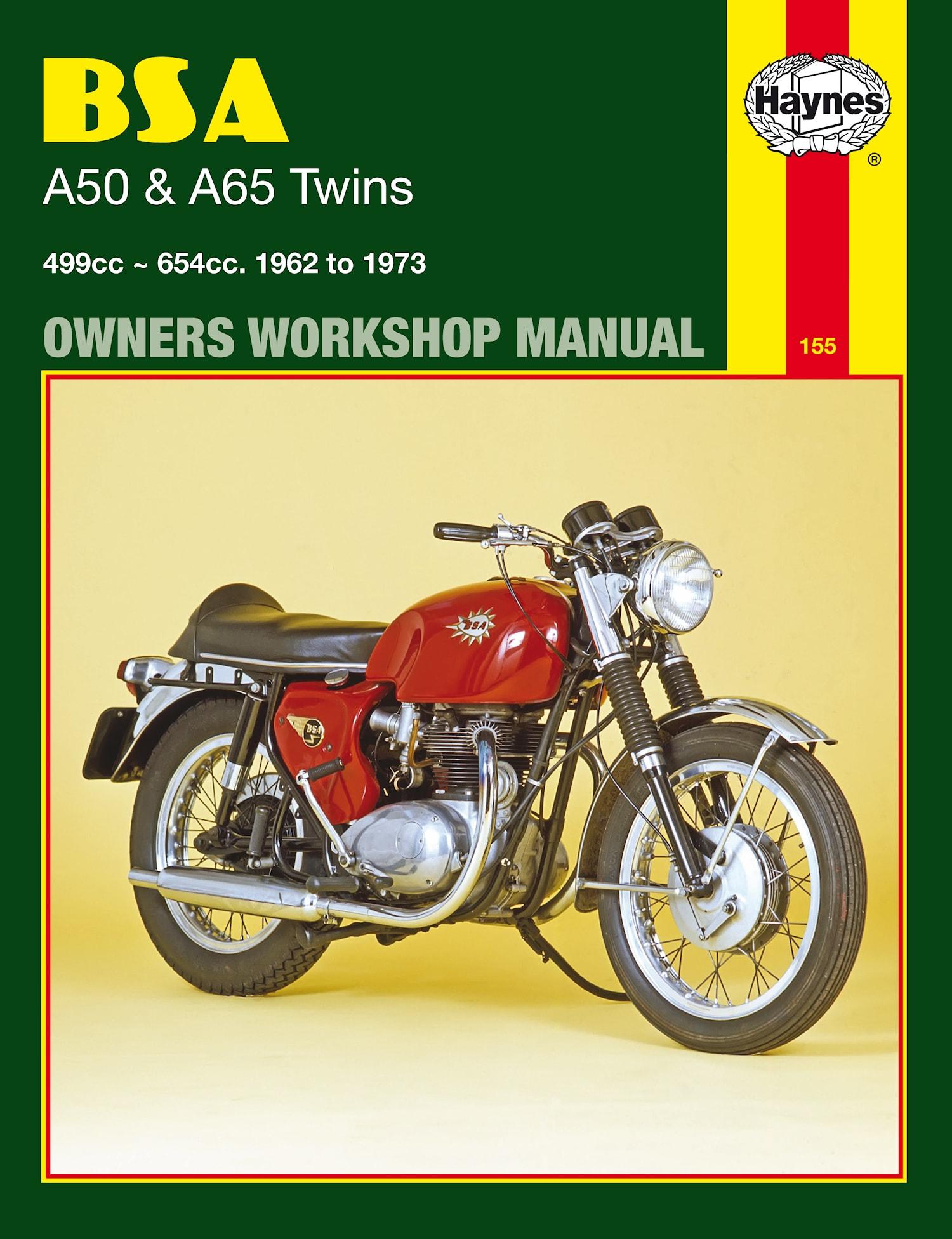 BSA A50 & A65 twins (62-73)