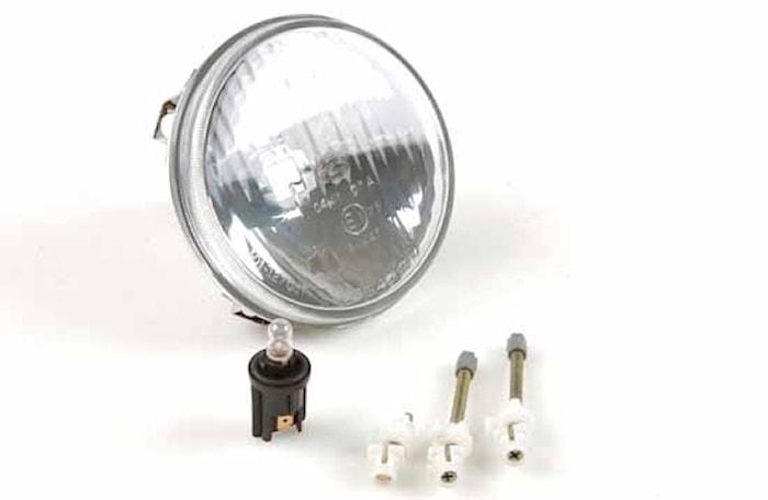 Helljusstrålk H3 120mm Ø v/h
