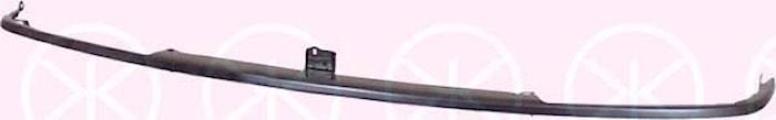Frontplåt mittre sed -89