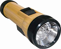 Industristavlampa med magnet