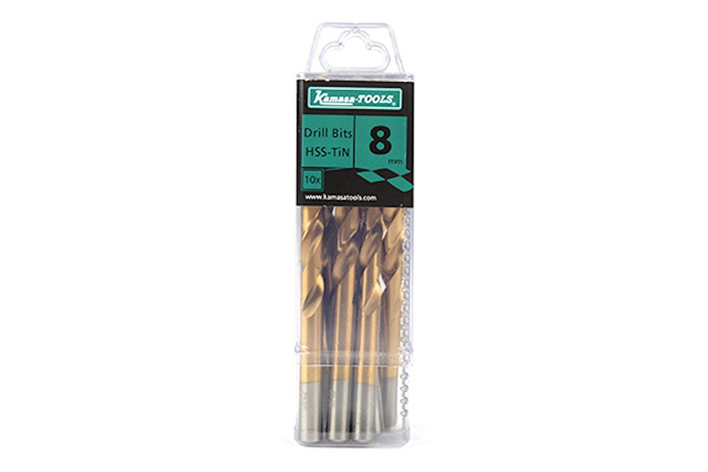 Borr kobolt 10st 8.0 mm