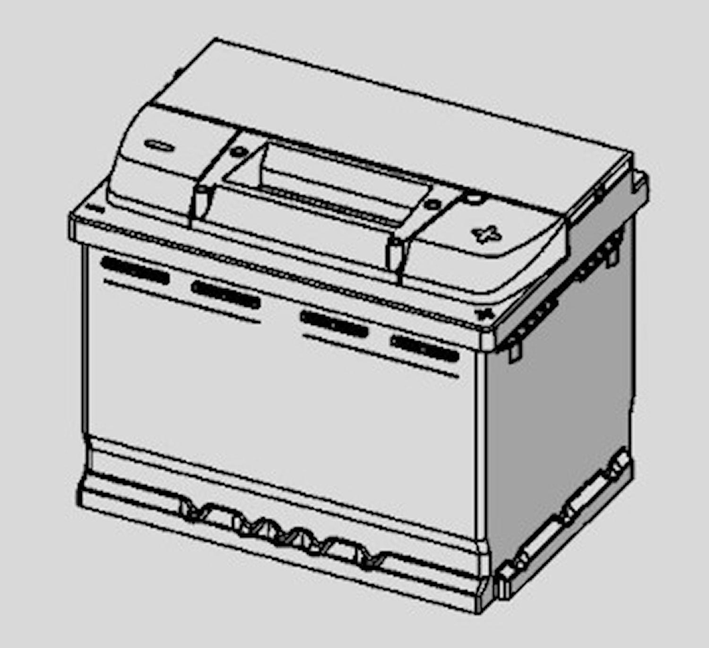 Batteri C30 Silver Dynamic