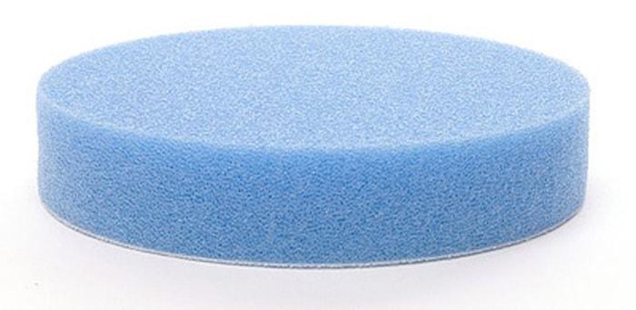 Polerrondell Blå 125 mm