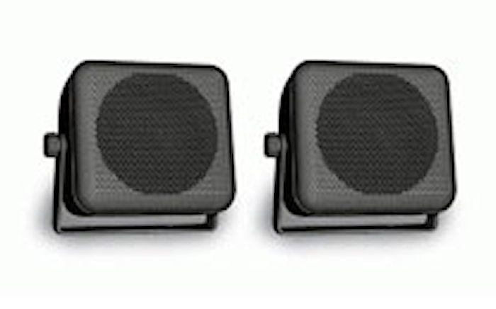 Boxhögtalare 50 watt (1 st )
