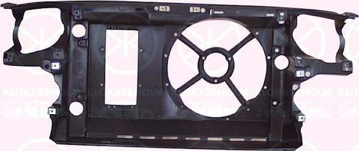 Frontplåt 2.0/diesel
