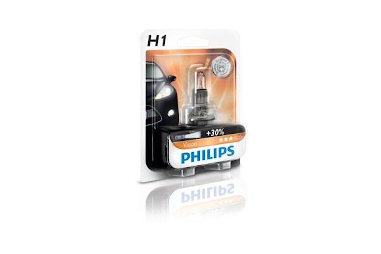 Halogenglödlampa H1 Vision 12V