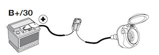 Konstant strömförsöjning pin 9