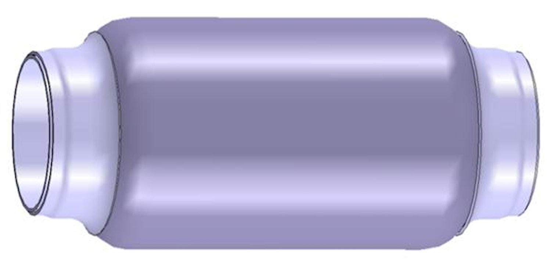 Flexrör 45,5x130