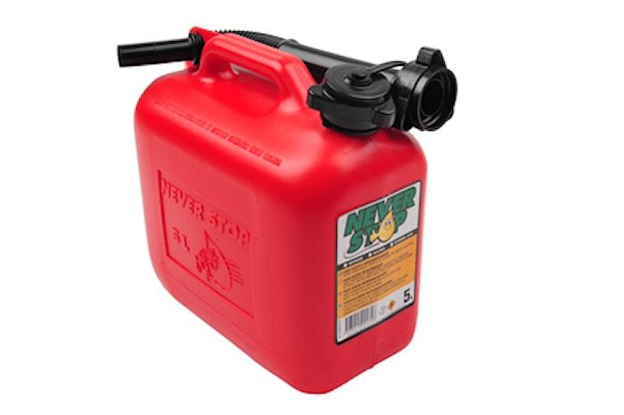 Bränsledunk 5 liter