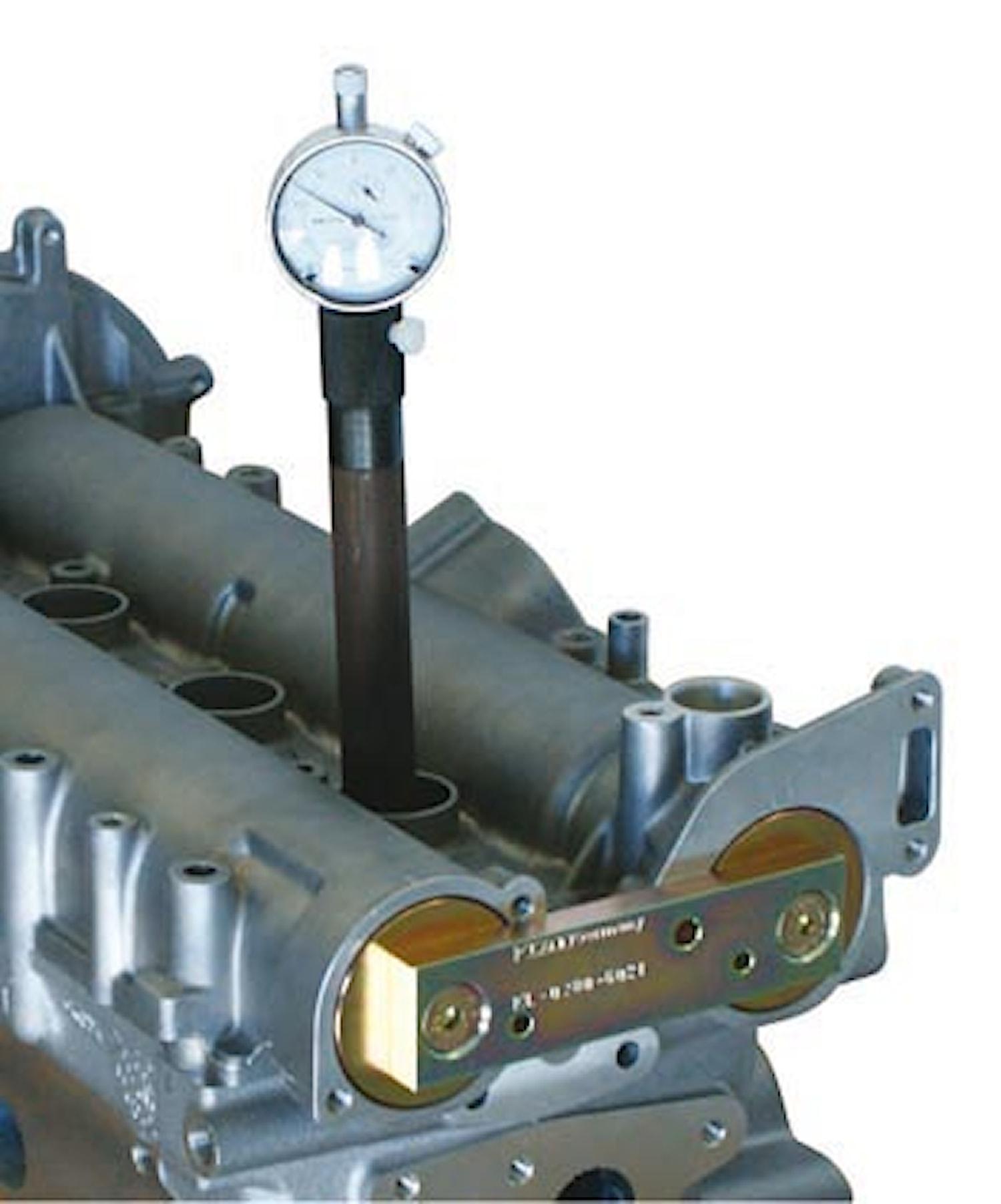 Låsverktygssats VW