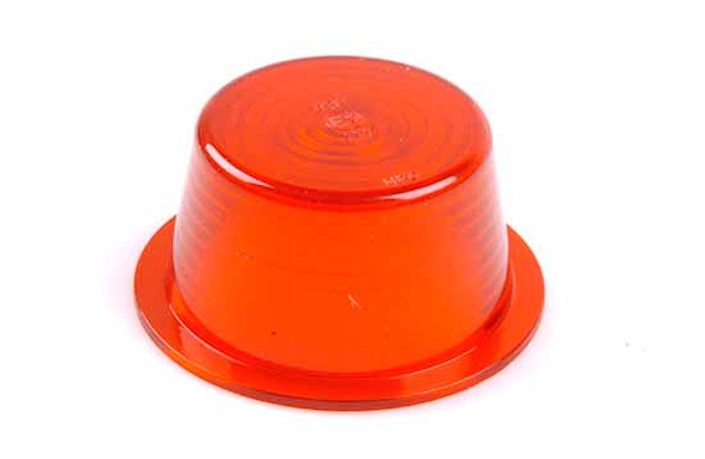 Lyktglas rött för pos.lykta