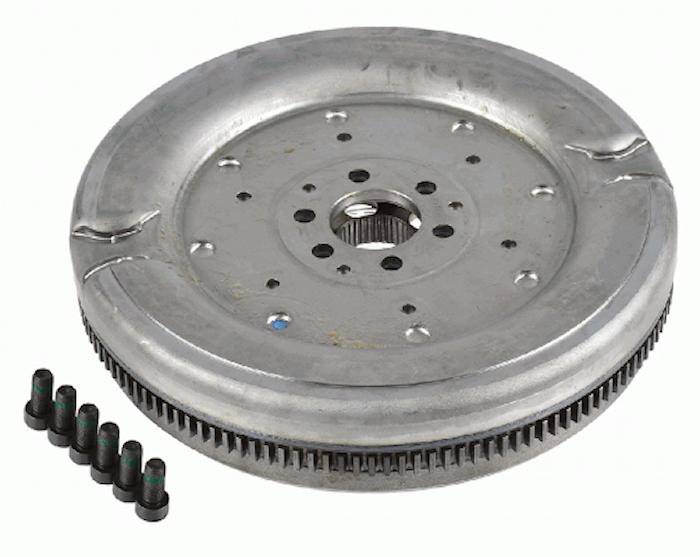 Svänghjul dual Mass för DSG