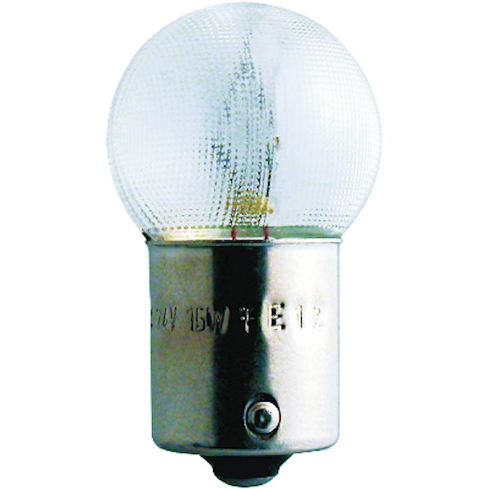 Glödlampa 24V 15W BA15s
