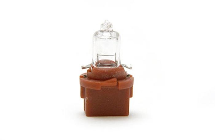 Glödlampa 12V 3W B10D