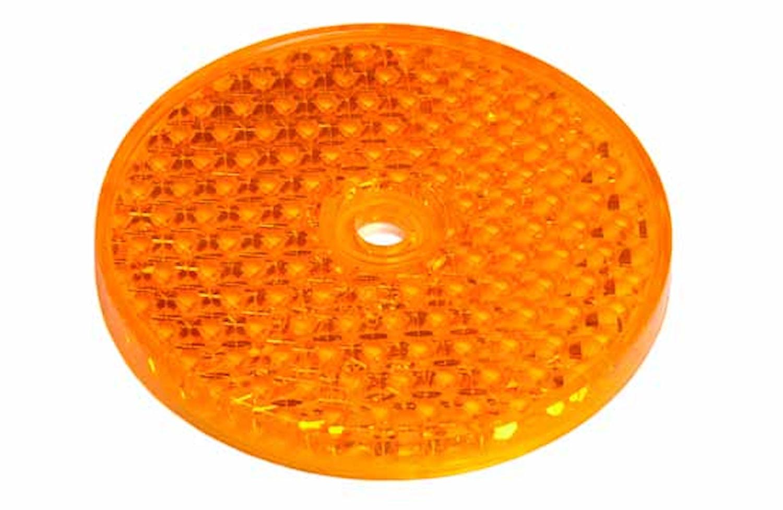 Reflex gul 68mm Ø