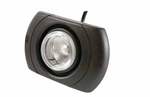 Spotlight 9-31V LED 110x70mm
