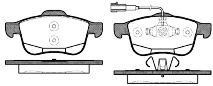 Belägg HP T2010