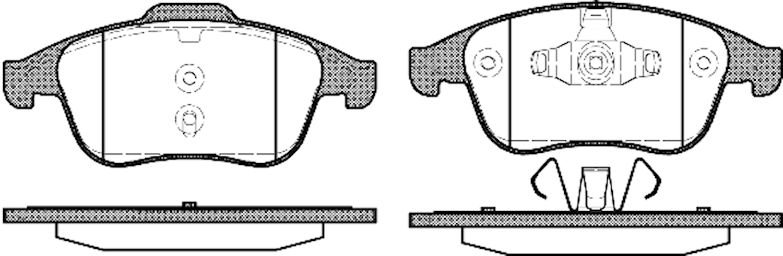 Belägg HP T1851