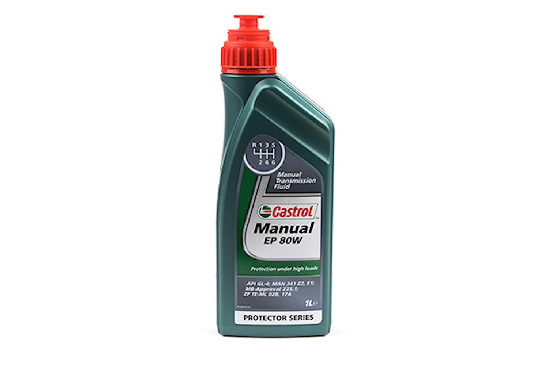 Manual EP 80w 1l