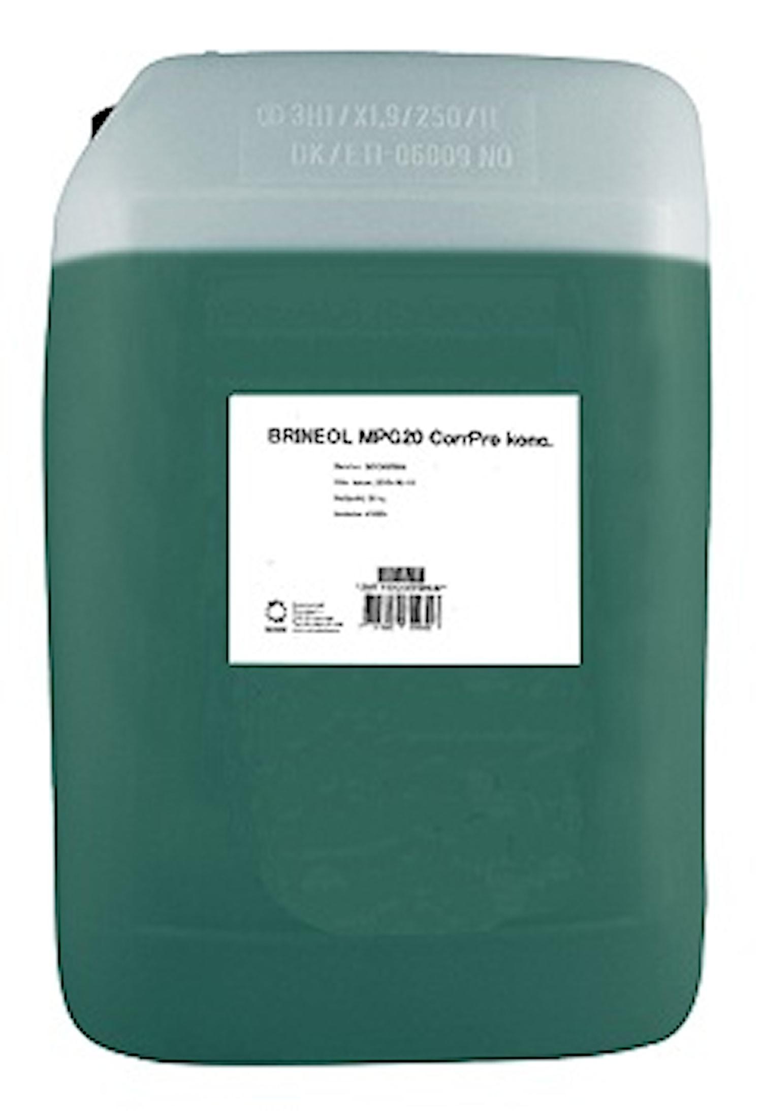 Kylarvätska Brineol MPG20 25L