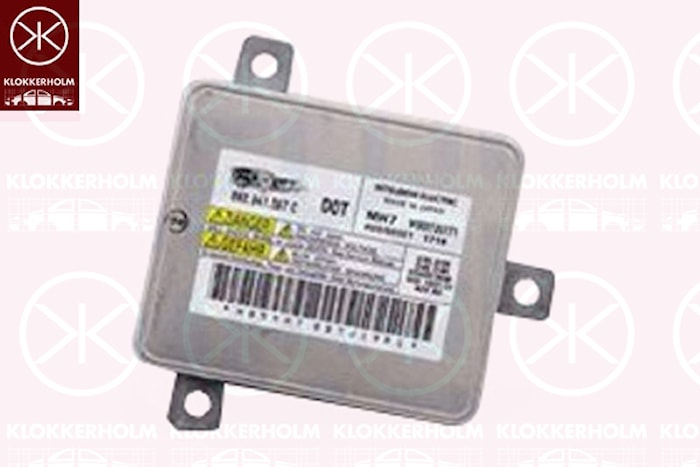 Elektronikbox 12V Xenonstrålk