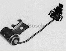 Kondensator, tändsystem