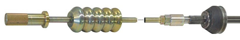 Glidhammare 4,8 kg med adapter