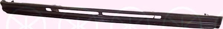 Frontplåt mittre 83-