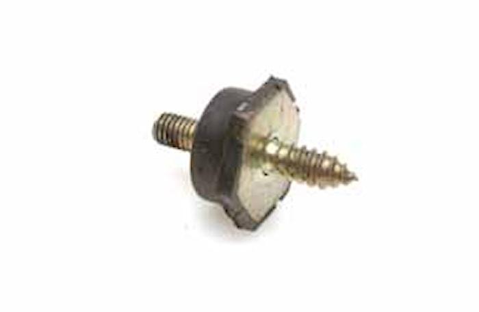 Vibrationsdämpare M6/plåtskruv