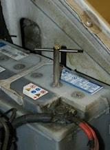 Skruvmejselsats batteriskruvar