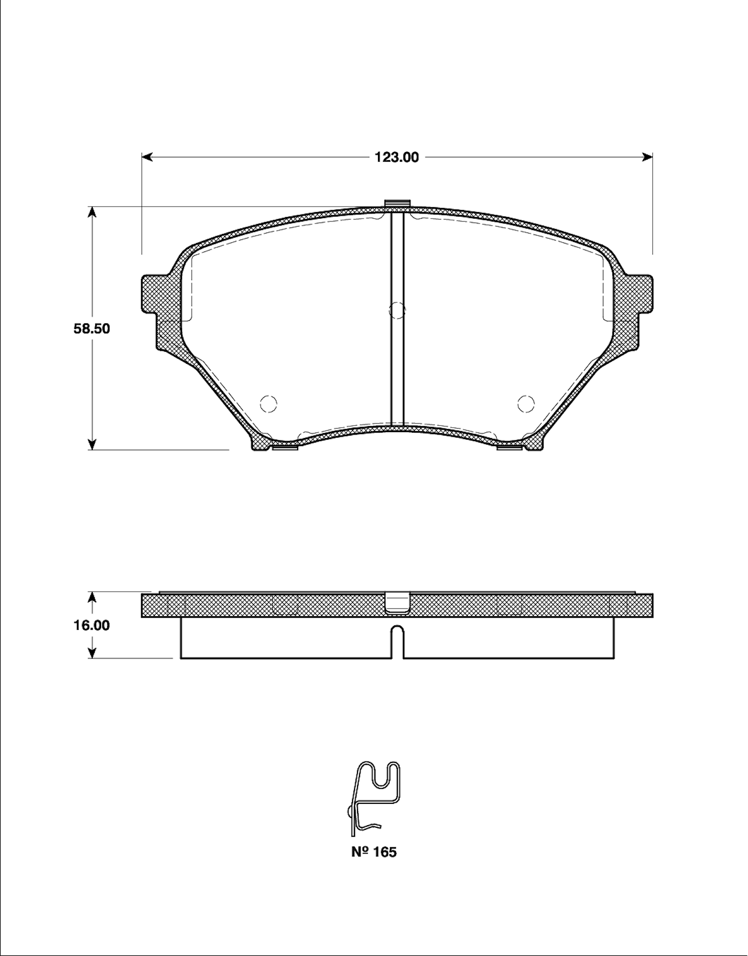 Belägg HP T1336