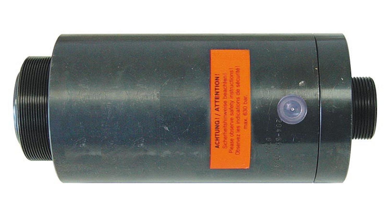 Hydraulcylinder 28 ton