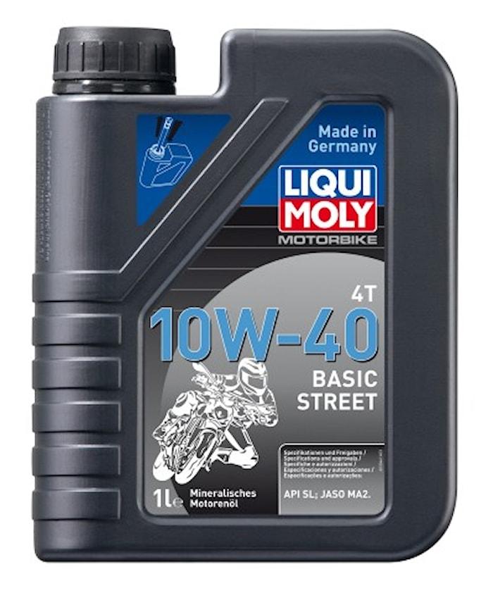 Bike 4T 10W-40 Basic Street 1l