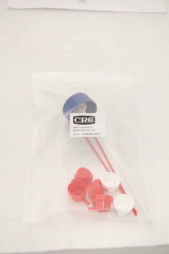 CRC Reservdels sats