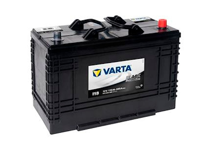 Batteri I18 PRO black HD110