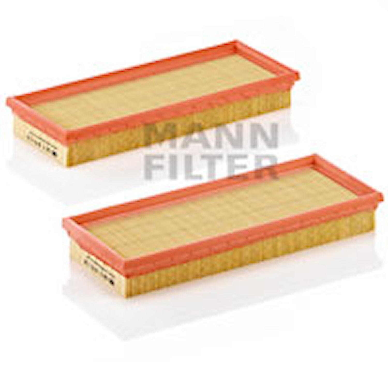 Luftfiltersats  (2 st)