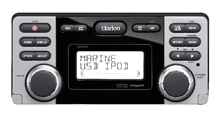 Marinstereo CD/USB/Radio