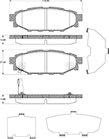Belägg HP T1543