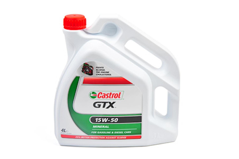 GTX 15w50 4l