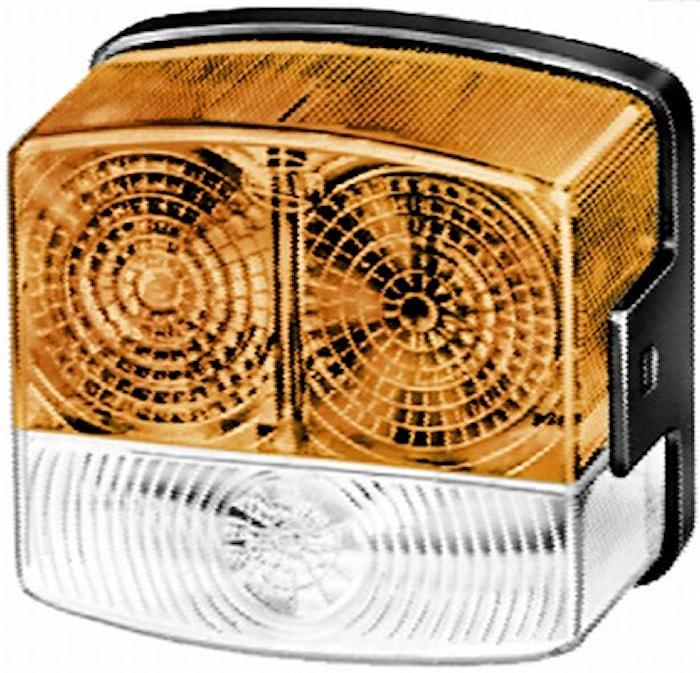 Blink-/pos.lykta vä 88x89mm