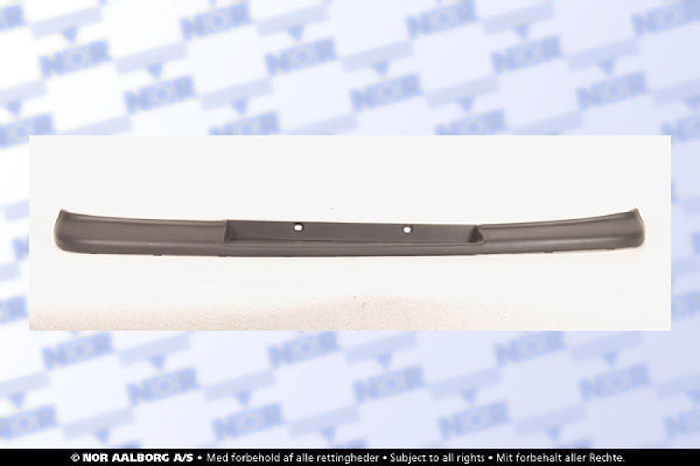 Stötf bak övre plast h/b -92