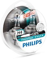 Halogenglödl H4 X-tremeVision+