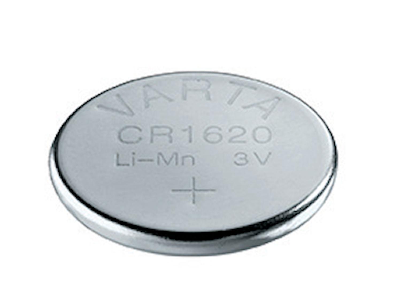 Batteri CR1620 3V litium