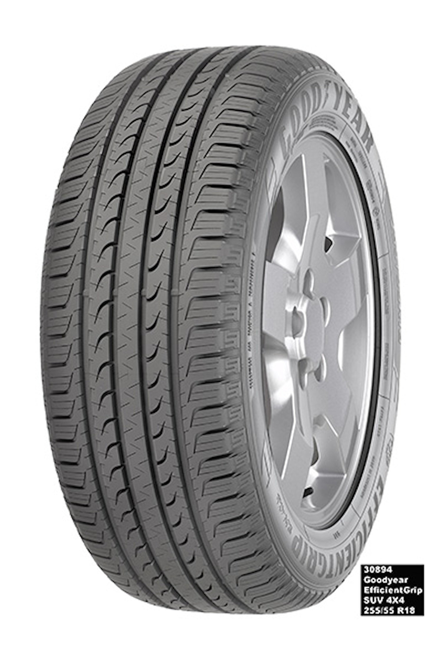 Goodyear EfficientGripSUV 109V