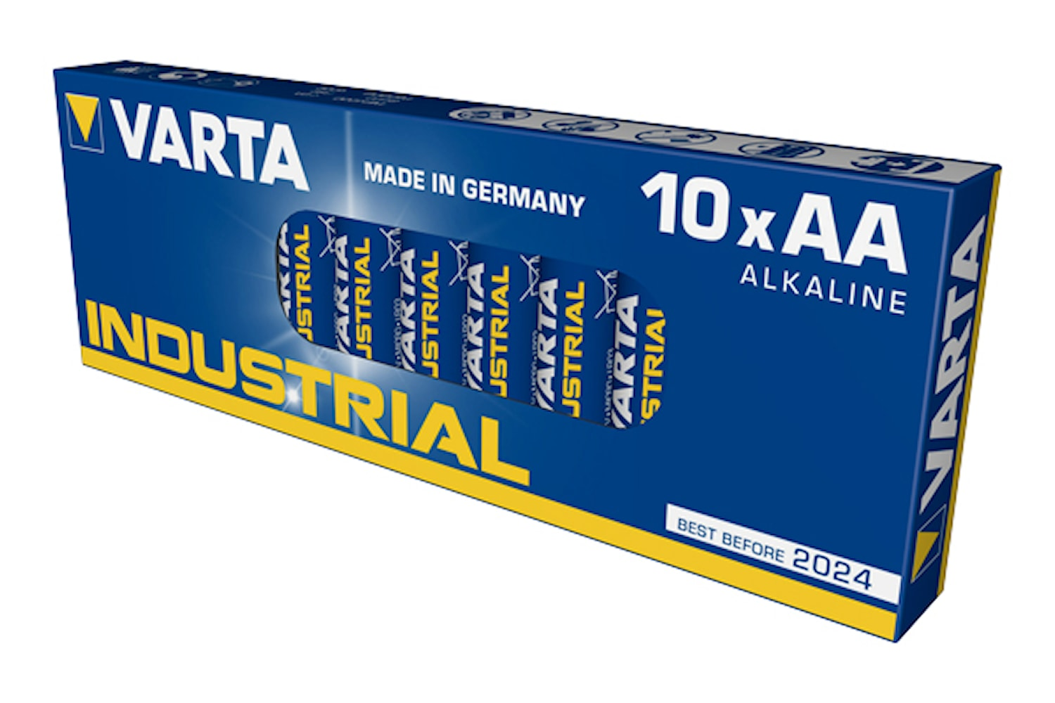 Batteri AA/LR6 Industrial