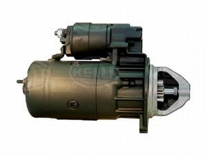 Startmotor utbytes 12V/2,2kW