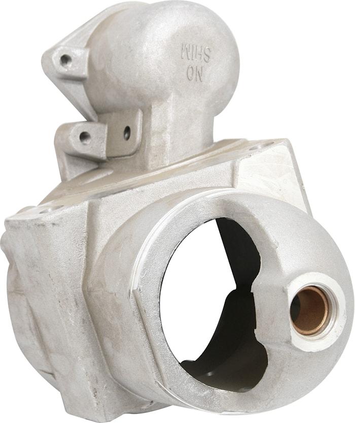Startmotorgavel/diesel
